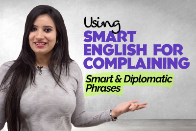 Speak Smart And Fluent English | Advanced English Phrases To Complain | Slang Words & Expressions