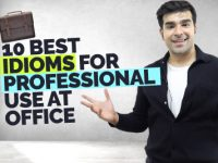 10 Best English Idioms For Professional Use In Conversations At Office