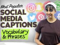 Popular Captions For Social Media Posts To Get You More Likes | Trending English Words & Phrases