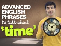 Advanced English Phrases With TIME For Daily Conversation | English Collocations With Time