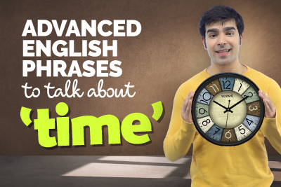 Advanced English Phrases With TIME For Daily Conversation | English Collocations With Time | Hridhaan